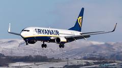 EI-EVJ B737-8AS Ryanair (kw2p) Tags: canon aircraft boeing ryanair glasgowairport egpf b7378as egpfgla canoneos7dmarkii kennywilliamson eievj kw2p cn385013953