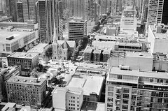 Metropolis IV (stefan.bueti) Tags: city blackandwhite usa film architecture metropolis