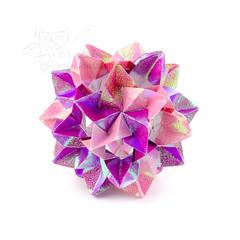 ? (_Ekaterina) Tags: rose origami modular unit kusudama lukasheva