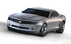Chevrolet Camaro Concept 1280x800 (carsbackground) Tags: chevrolet camaro concept 1280x800
