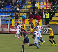"Sant Andreu 2 Hercules 1 <a style=""margin-left:10px; font-size:0.8em;"" href=""http://www.flickr.com/photos/23459935@N06/16538731872/"" target=""_blank"">@flickr</a>"