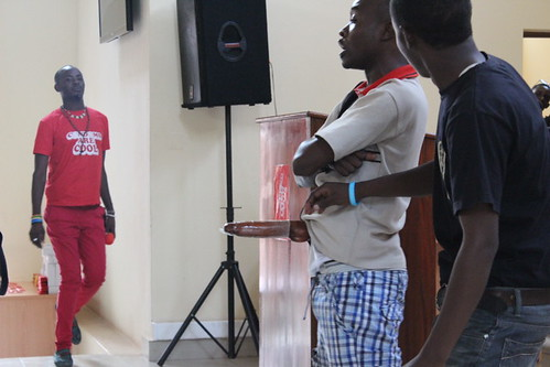 International Condom Day 2015: Rwanda