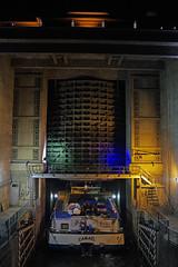 Bollne (Vaucluse) : cluse de la centrale hydrolectrique (bernarddelefosse) Tags: france provence pniche barrage vaucluse cluse bollne donzremondragon