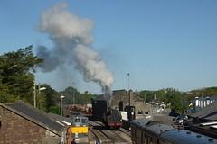 DSC07342 (Alexander Morley) Tags: ireland no 4 patrick railway class number railtour westport ncc society derby preservation wt lms croagh rpsi 264t