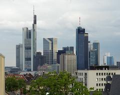Frankfurt Main Skyline (mkleinmanns) Tags: city urban skyline architecture buildings frankfurt main frankfurtammain skyscrapper matthiaskleinmanns