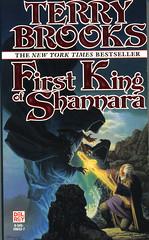 Novel-Terry-Brooks-First-King-of-Shannara (Count_Strad) Tags: art book fantasy cover novel