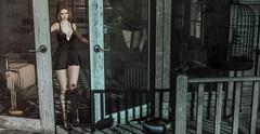THE SECRET OF HAPPINESS IS FREEDOM! (Joseph Crumb // Hit Fashion) Tags: cosmopolitan junk minimal uber mk whimsical agp envogue zerkalo pewpew catwa theskinnery collabor88 myrrine shinyshabby creatorscollectionbox