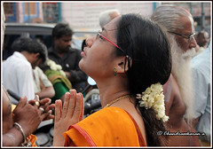 6138 -  Sri Parthasarathy Temple Bramotsavam April 2016 series (chandrasekaran a 34 lakhs views Thanks to all) Tags: travel india heritage car festival temple vishnu culture traditions lord krishna chennai tamil nadu tamils templecar parthasarathy triplicane brahmotsavam alwars vaishnavites