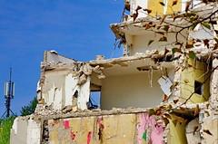 Berlin 2015 - 16 Gartenstrasse (paspog) Tags: berlin germany deutschland demolition allemagne 2015 dmolition abbruch gartenstrasse
