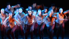 Modern dance   (MelindaChan ^..^) Tags: people motion dance student contest highschool mel melinda macau  the  36th  chanmelmel  melindachan