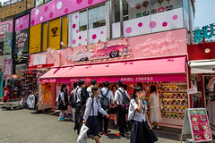 0314_Harajuku, Tokyo (captainkanji) Tags: japan jp harajuku nihon 2016 shibuyaku tkyto canon6d