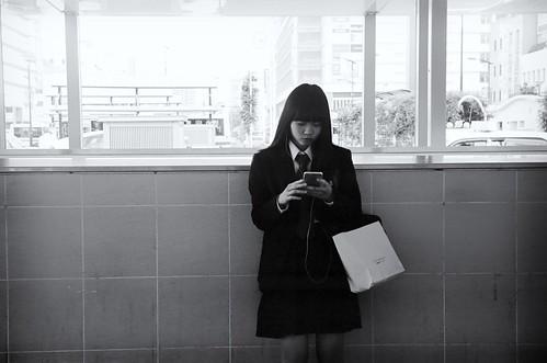 Japanese high school girl pt.2