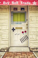 On The D-Pad (flashfix) Tags: door urban usa ny newyork building art classic architecture america store nikon bricks nintendo urbanart syracuse videogame 40mm gameboy gizmos mailslot 2016 northsyracuse d7000 2016inphotos june112016 gizmosvideogameswrestling