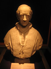 Bust of LEO XIII. -1878-1903. (goldiesguy) Tags: vatican statue museum artwork statues ronaldreaganlibrary vaticansplendors goldiesguy