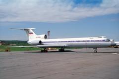 RA-85694 Tupolev TU-154M KrasAir (pslg05896) Tags: krasnoyarsk yemelyanovo kja unkl ra85694 tupolev tu154m krasair tu154