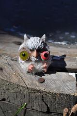 Love this little guys :D (maselanka) Tags: cute art toy oso doll hand handmade awsome made clay polar arttoy osopolar ardoll