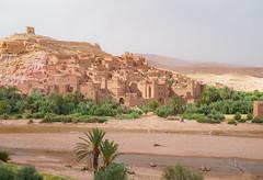 Ksar of Ait-Ben-Haddou (TeunJanssen) Tags: desert olympus unesco oasis morocco marrakech marrakesh ouarzazate ksar omd 25mm kasbah omdem10