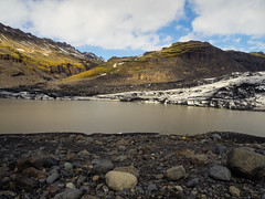 Glacier's End (Photographed from Nature) Tags: holiday rock outdoors iceland glacier glaciallake iceland2016