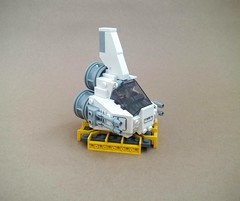 Angelfish Interceptor (Sir If) Tags: fighter ship lego space scifi