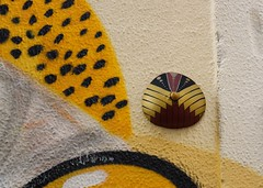 Intra Larue 719 (intra.larue) Tags: street urban art portugal breast arte lisboa pit urbano teta sein moulding lisbonne urbain pecho peito intra formen seno brust moulage tton urnana