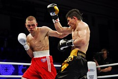 WSB Semi-Finals - British Lionhearts vs Astana Arlans Kazakhstan Leg 2 (World Series Boxing) Tags: world london wsb series boxing semifinals leg1 seasonvi astanaarlanskazakhstan britishlionhearts