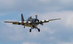 Grumman Wildcat FM-2 (Jonathan Saull) Tags: aviation air duxford usaf airdisplay iwmduxford grummanwildcat historicaircraft americanwarbird duxfordwarbird olympusomdem1 historicusaf olympusmzuiko1240mmedf28 olympusmzuiko40150ed28pro