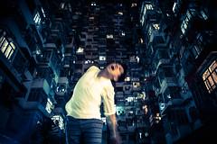 hong kong (kk3nt) Tags: china city urban hk hongkong dance scream density dystopia quarrybay residensity