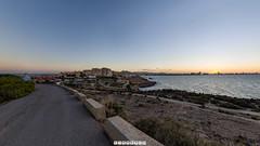 ( 360 interactiva ) Puerto de Palos y la Manga desde el Faro (Juan Ig. Llana) Tags: panorama faro mediterraneo 360 murcia puestadesol lamanga marmenor epic ocaso spherical panormica aterdecer esfrica gigapan puertodepalos epicpro
