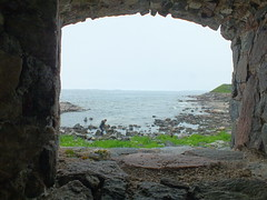 View to the Sea (John of Witney) Tags: sea window finland helsinki view suomenlinna sveaborg seafortress