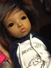Ethan gets lashes and a new wig. (dolphinnsfan) Tags: bid efreet lightbrown iplehouse