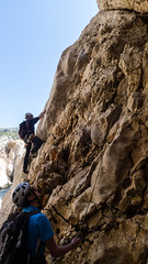 (K_ribou) Tags: cliff france nature landscape marseille climbing scenary athlete paysage falaise calanques escalade sportif bouchesdurhone provencealpescotedazur provencealpesctedazur grimpeur varappe marque boulderring