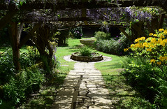 The Manor House Open Garden - Surrey (Mark Wordy) Tags: path surrey wisteria ngs nationalgardensscheme haslemere opengarden themanorhouse