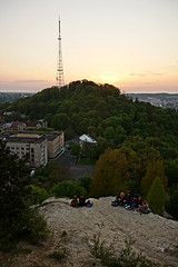 View from Lysa Hora (tarmo888) Tags: vertical sundown lviv ukraine special lvov  lww lemberg lysahora  loojang lwow sunsetporn leopolis ukrayina photoimage  sooc sonyalpha  pictureeffect sony geosetter    geotaggedphoto nex7 sel18200 foto hdrpainting year2016