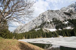 Lac Bénit, Haute-Savoie