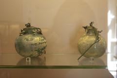 Glassware (Ragnvaeig) Tags: italy napoli naples nationalarcheologicalmuseum museoarcheologiconazionale