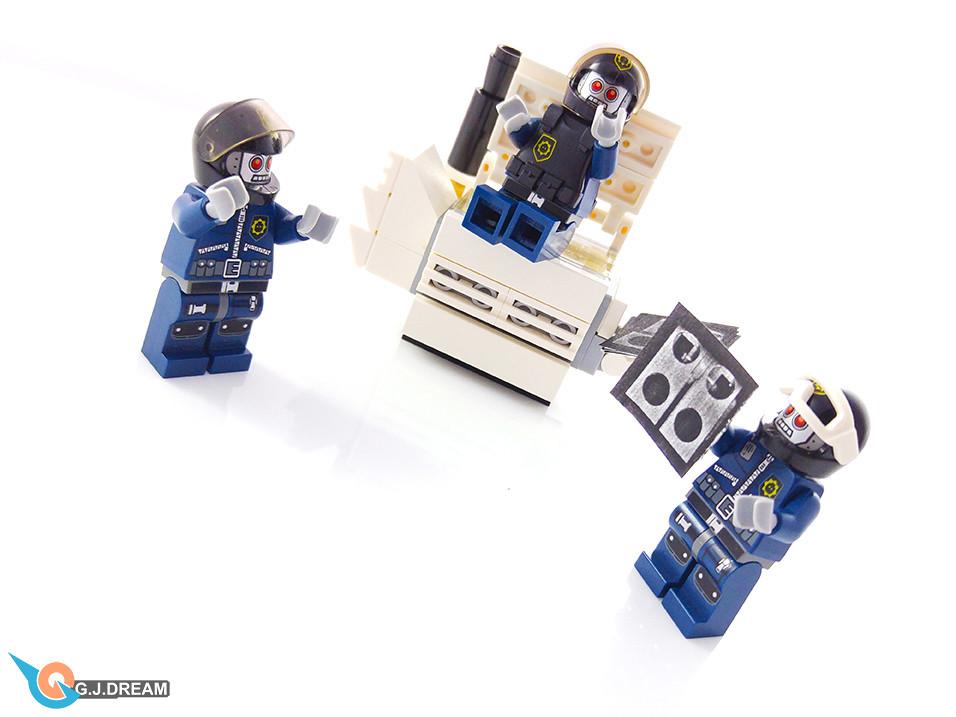 lego swat van instructions