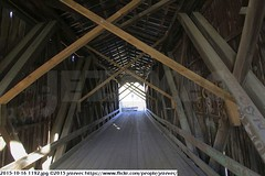 2015-10-16 1192 (Badger 23 / jezevec) Tags: pictures travel bridge vacation tourism arquitetura architecture rural america puente photography photo arquitectura midwest unitedstates image photos indiana images ponte american covered coveredbridge architektur pont brug thingstodo brcke   architettura architectuur arkitektur 1100  destinations midwestern architektura silta   arhitektura ponticello pontcouvert  pontecoberta        arhitektuur overdektebrug   lvka puentecubierto berdachtebrcke stavebnictv overdkketbro katettusilta    dekketbroen pokrytemostu  omfattasbro