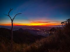 Sun and fire (lynamPics) Tags: 24105l 5dmkii townsville australia landscape leefilters queensland sunset