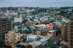 Urban density, Yokohama (Arutemu) Tags: street city urban streets japan canon asian japanese asia cityscape view vista  yokohama kanagawa  japonesa japon  japones ville  japonais         japonaise   eos50d