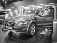 Stand AUDI (Graffyc Foto) Tags: stand audi salon de l automobile 2016 hdr algerie q5 fujifilm x30 noir et blanc graffy foto sovac dz