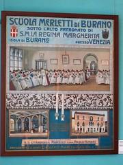 Muse de la dentelle, Burano (Yvette Gauthier) Tags: muse venise venezia burano musedeladentelle museodimerlettoitalie
