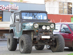 Willys CJ-3 1951 (RL GNZLZ) Tags: 4x4 willys 1951 cj3 jeepcj