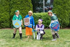 Anime North 2016 Legend of Zelda Sunday (2 of 29) (Xander Ashburn) Tags: ca toronto ontario canada cosplay loz legendofzelda animenorth2016