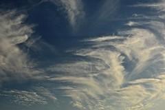 Clouds (deanrr) Tags: blue sky white nature weather clouds alabama cirrus 2016 cirrusclouds morgancountyalabama