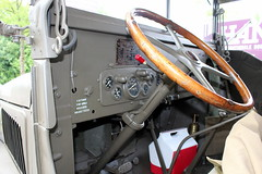 1944 Dodge WC 52, dashboard and steering wheel (Davydutchy) Tags: netherlands wheel truck army ride steering military may nederland hobby voiture wc lorry vehicle dodge frise dashboard steer rit heer convoy paysbas friesland 52 armee leger niederlande militr reenacting lkw lenkrad 2016 frysln militair frisia rondrit volant langweer stuur tocht langwar kolonne wc52 poidslourd legervoertuig legergroen