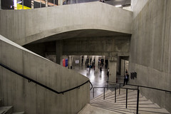 The Tanks, Tate Modern, London (IFM Photographic) Tags: img8712a canon 600d tamron 1024mm sp1024mmf3545 tamronsp1024mmf3545 london londonboroughofsouthwark southwark tate tatemodern banksidepowerstation bankside artgallery gallery art tanks thetanks brutalist betonbrut