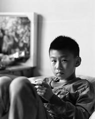 rodenstock sironar s (Robin-SUN) Tags: portrait film 4x5 bnw largeformat rodenstock deardorff hc110b sironars bnwlife