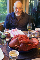 26/52/16 When in Maine (Hodgey) Tags: dad lobster visiting 52weeksfornotdogs