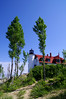 Point Betsie Lighthouse (Rick Lanting) Tags: lighthouse michigan pointbetsielighthouse lighthousetrek