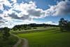 Waldviertel - Impressions (redy1966) Tags: 2016 waldviertel oesterreich outdoor sky blue green forest wood track meadow quarter